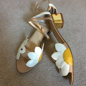 🍍Charlotte Olympia Daisy with lady bug heels.